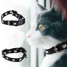 Adjustable Nylon Anti Flea Tick & Louse Pet Collar Cat Protection Neck Ring