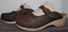 EXCEPTIONAL DANSKO LEATHER PROFESSIONAL CLOGS SIZE 6.5~7 US/37 EUR! NO RESERVE!