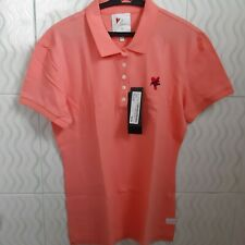 Kamiseta polo shirt coral precise med