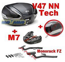 Honda NC750 X 2016 Koffer Bauletto V47NN Tech+ Rahmen 1146FZ+M7+Spalier