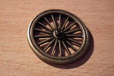 Poupées maison miniature en métal décoratif roue jardin conservatoire étude LGW etc