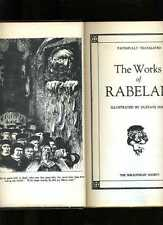 THE WORKS OF RABELAIS. DORE ILLUS. 1930'S
