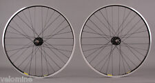 Mavic Open Pro Rims Black Fixed Gear Track Bike SingleSpeed Wheelset 32h DT 2.0