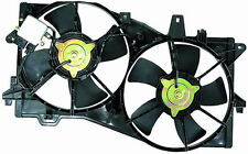 2002-2005 Mazda MPV  New Radiator/AC Condenser Cooling Fan Assembly