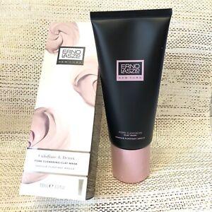 Erno Laszlo Exfoliate & Detox Facial Pore Cleansing Clay Mask 3.3 oz New In Box