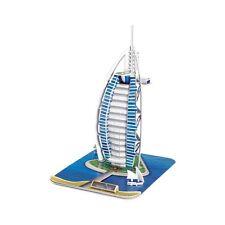 Burjal Arab Jumbo 3D Puzzles Sized Puzzle Cardboard Jigsaw Toy MC101h