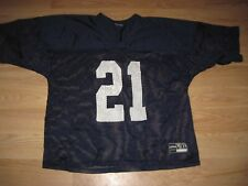 Dallas Cowboys Deion Sanders Pro Down Navy Blue Football Practice Jersey/Free SH
