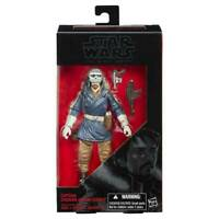 Star Wars The Black Series Captain Cassian Andor (Eadu) 6-Inch Action Figure