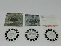 Gay 90's Melody Museum GAF VIew-Master 3 Reel Packet Set A452