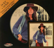 Carly Simon - No Secrets  Audio Fidelity Gold CD (Remastered, Limited Edition)