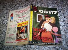OS117 ANNO 1° N.4 ed.SEPIM 1965 TIPO NERI DIABOLIK SATANIK KRIMINAL KILLING