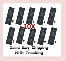 Lot of 10X 1560mAh Internal Battery Replacement for Apple iPhone 5S 5C