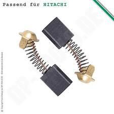 Escobillas De Carbón para Hitachi C9BU2 7x13mm Tipo 999-038