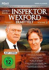 """3 DVDs * INSPEKTOR WEXFORD ERMITTELT  VOL. 2 # NEU OVP """""""