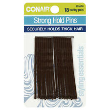 CONAIR - Strong Hold Bobby Pins in Black - 18 Pack