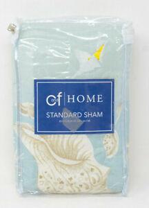 Sandbridge Standard Sham, Sea Shells 20 x 26 in