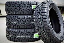 4 New Suretrac Sierra A/T LT35X12.50R20 Load E 10 Ply All Terrain Tires