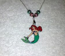 DISNEY ARIEL The LITTLE MERMAID NECKLACE Party Bag Gift Filler B