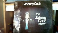 VENDS 33 T THE   JOHNNY CASH  SHOW MADE IN HOLLANDE ref.S 64089