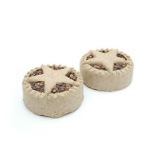 Rosewood Treat 'n' Gnaw Mince Pie Treats for Rabbit, Guinea Pig, Rat, Mice, Degu