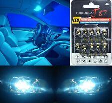 Canbus Error LED Light 194 Icy Blue 8000K Ten Bulb Front Side Marker Stock Lamp