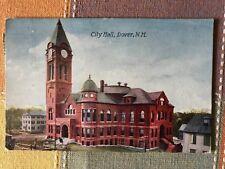 City Hall, Dover, New Hampshire