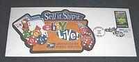 Rare 2006 eBay Live Las Vegas Nevada Stamp Cover Envelope USPS Sell It. Ship It.