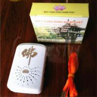 1pc Mini Vietnam Buddhist Buddha Pray Music Machine 5 Songs Incantation