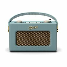 More details for roberts revival uno dab/fm radio in duck egg