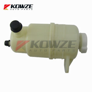 Power Steering Reservoir P/S Oil Tank fit for Mitsubishi Montero 3.5 2000-2006