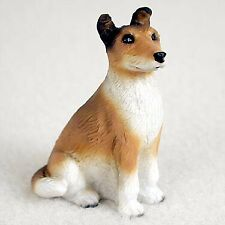 Conversation Concepts Smooth Hair Collie Sable Dog Figurine