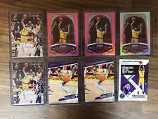 Anthony Davis 2019-20 Panini Chronicles Lot - 8 Card Lot Lakers