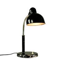 Kaiser Idell Leuchte Modell 6650 Bauhaus Design Lampe Chr. Dell Vintage 30er-40e