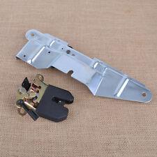 Rear Trunk Boot Lid Latch Lock Actuator +Bracket Mount Set Fit For VW Jetta Bora