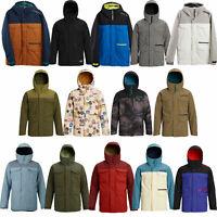 Burton Covert Jacket Herren-Snowboardjacke Skijacke Winterjacke Funktionsjacke