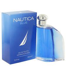 Nautica Blue Fragrance 3.4oz Eau De Toilette MSRP $62 NIB