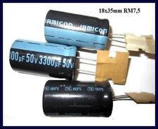 Marken Elko Kondensator Jamicon 3300µF 50V 105° Low ESR 1 Stück