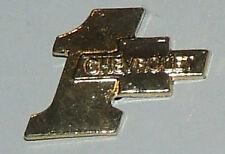 Chevrolet No 1 Logo Hat Tac Lapel Pin