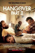 HANGOVER 2 - 2011 Orig 27x40 movie poster - BRADLEY COOPER, ED HELMS, KEN JEONG