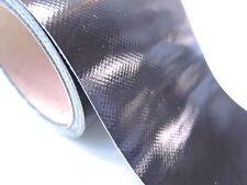 LKW PLANE REPARATUR PLANENREPARATUR PFLASTER 10cmx48cm SCHWARZ TIEFSCHWARZ 9005
