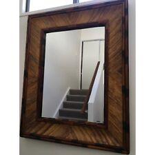 Large Bamboo Wall Mirror