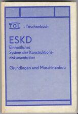 TGL Lehrbuch Grundlagen und Maschinenbau 1980, 304 Seiten, gebunden
