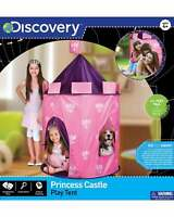 Discovery Toy Tent Castle Princess