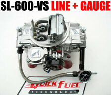 QUICK FUEL SL-600-VS TECHNOLOGY SLAYER SERIES 600 CFM GAS VACUUM LINE & GAUGE