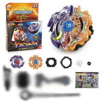 2 in 1 Beyblade Boot Burst Bayblade 4D Bey Blade Fusion Metal Blades Classic Toy