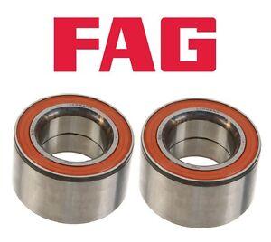 For Porsche 911 912 914 Pair Set of 2 Rear Wheel Bearings FAG OEM 99905303500