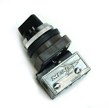 Mead 3229721 3-Way Manual Air Control Valve 1/8