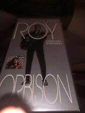THE LEGENDARY ROY ORBISON 4 CDs 1 Color Booklet CBS RECORDS A4K-46809