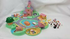 Polly Pocket Polly's Dream World figures 100% Comple 1991 By bluebird toys