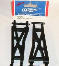 Thunder Tiger RC Car Parts & Accessories PD7978 Rear Suspension Arms TA-T New